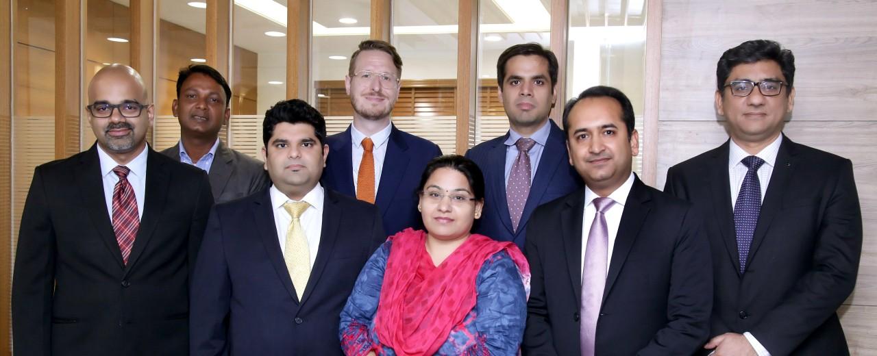 DEG Representative Office New Delhi