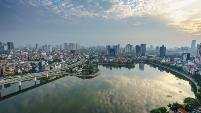 Hanoi, Satellit