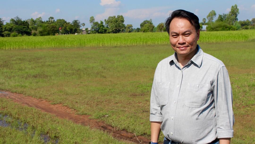 Reisunternehmer in Kambodscha