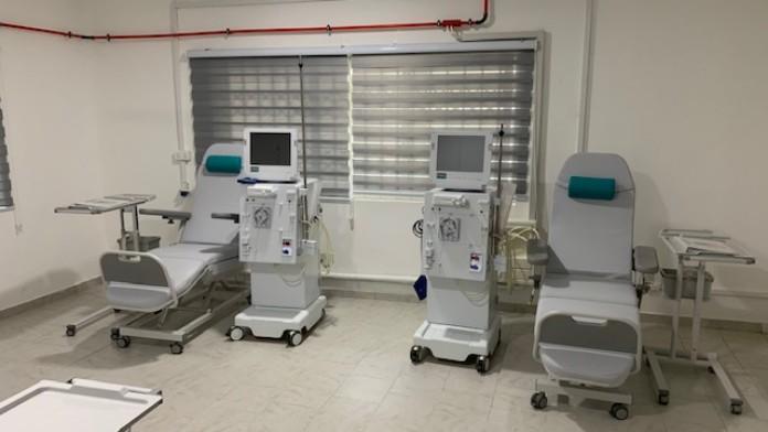 Engisys; Eröffnung Dialyse Zentrum Ghana