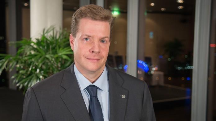 Florian Festge, Geschäftsführer von HAVER & BOECKER