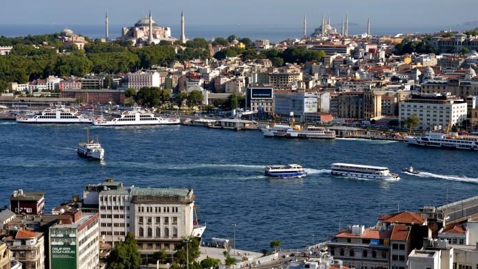 DEG Außenbüro Istanbul