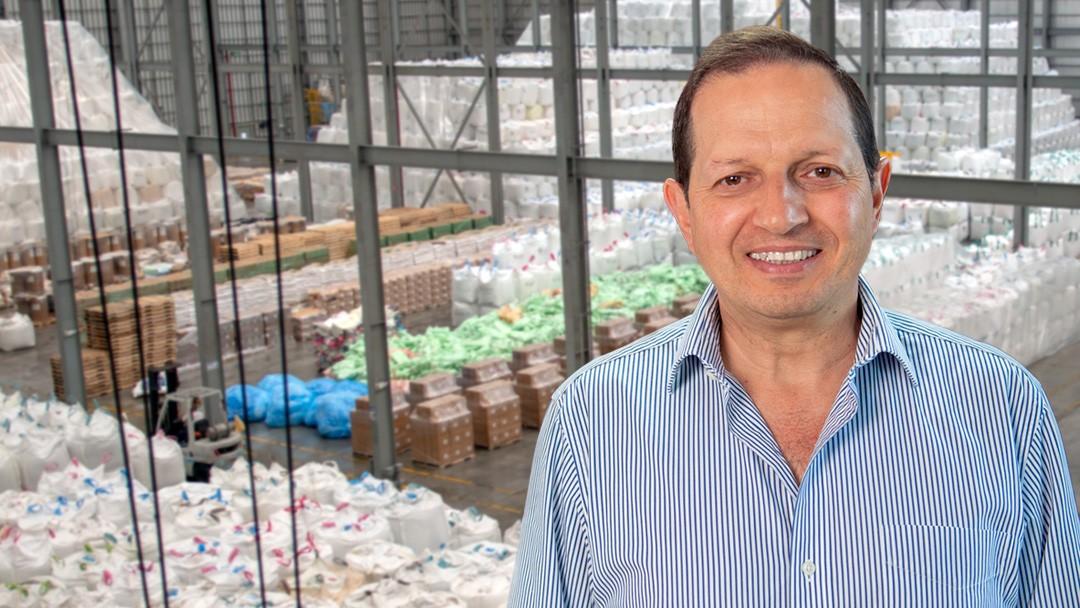 Unternehmer Edgar Herrera Echandi