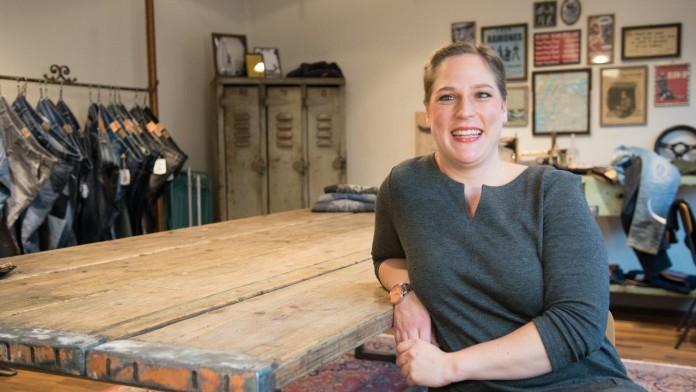 Neele Ahlers, des deutschen Textilherstellers Ospig