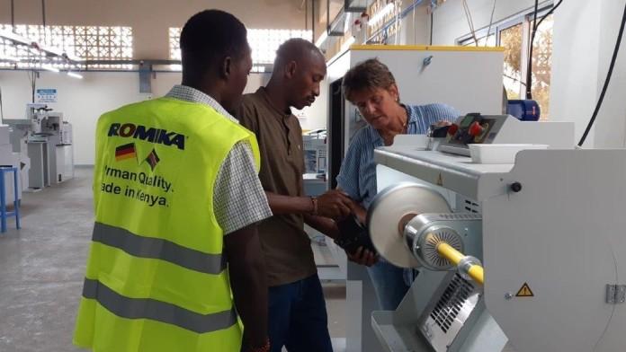 Ausbildung Schuhfertiger bei Josef Seibel Africa