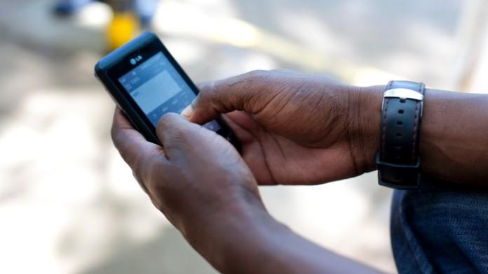 Bankgeschäfte über das Mobiltelefon