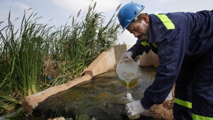 Umweltprüfung Wasser MENA